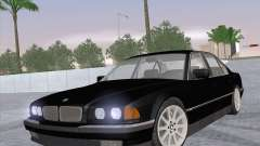 BMW 7-series E38 for GTA San Andreas