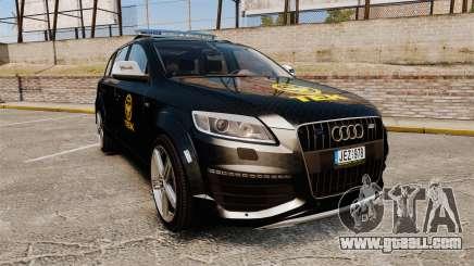 Audi Q7 TEK [ELS] for GTA 4