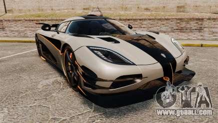 Koenigsegg One:1 [EPM] for GTA 4