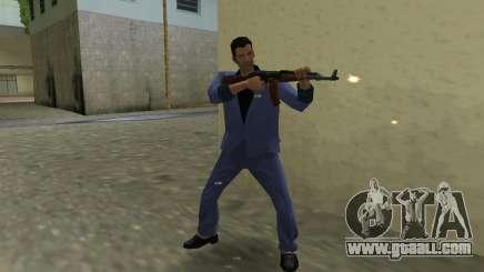 Kalashnikov Modernized for GTA Vice City