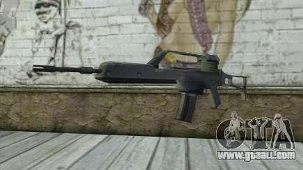 HK G36 for GTA San Andreas