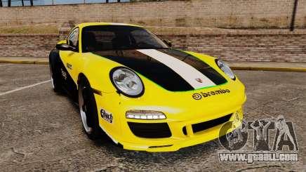 Porsche 911 Sport Classic 2010 RACE for GTA 4