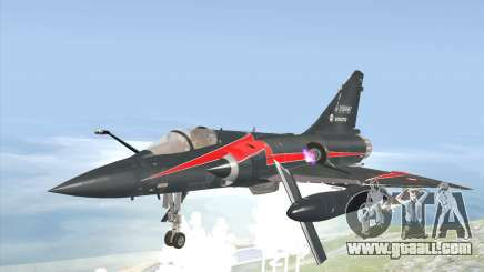 Dassault Mirage 2000-C for GTA San Andreas