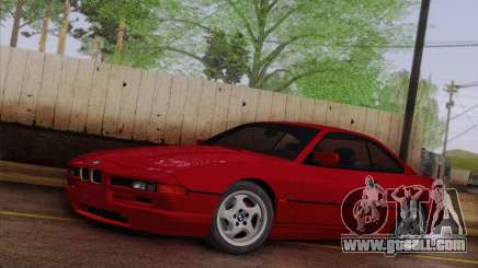 BMW 850CSi E31 1996 for GTA San Andreas