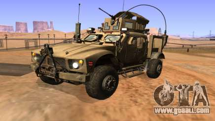 M-ATV из Call of Duty: Ghosts for GTA San Andreas