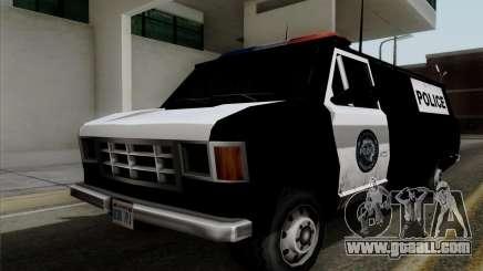 S.W.A.T van for GTA San Andreas