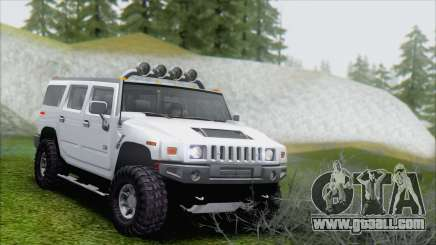 Hummer H2 Tunable for GTA San Andreas