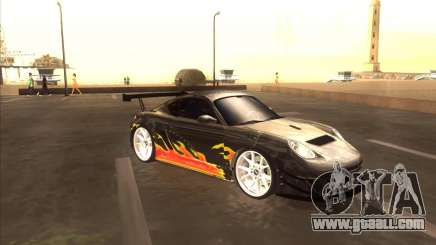 Porshe Cayman S из NFS MW for GTA San Andreas