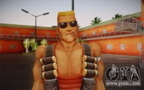 Duke Nukem for GTA San Andreas third screenshot