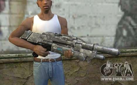 Sabre for GTA San Andreas third screenshot