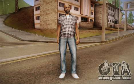 Asian guy for GTA San Andreas
