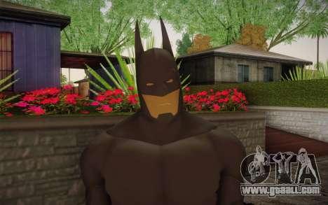 Batman for GTA San Andreas third screenshot