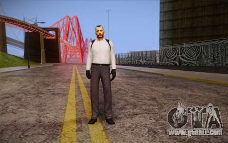 Leon the Professional for GTA San Andreas
