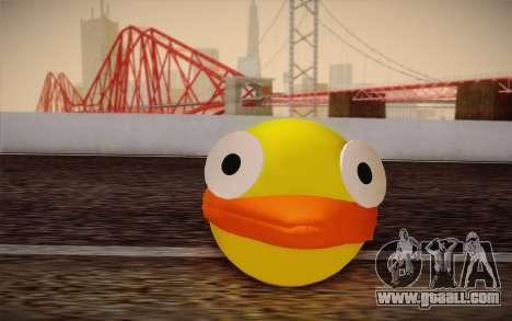 Flappy Bird for GTA San Andreas