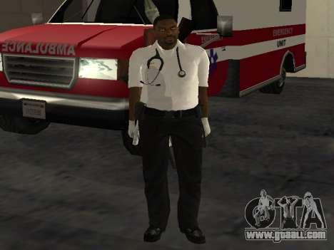 Pack Medic for GTA San Andreas eighth screenshot