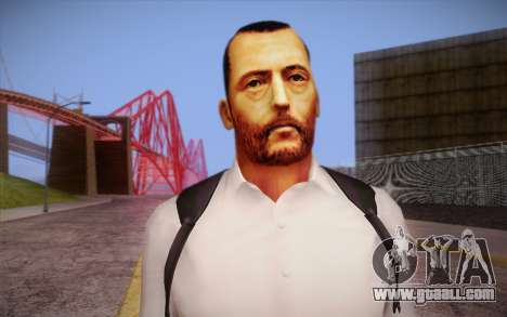 Leon the Professional for GTA San Andreas third screenshot