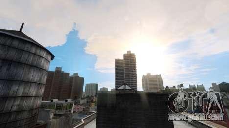 Advanced Graphics for GTA 4 fifth screenshot