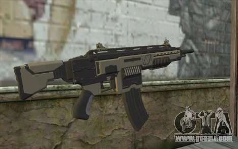 NS-15M Machine Gun from Planetside 2 for GTA San Andreas second screenshot