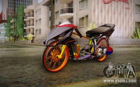 Honda Click 125i for GTA San Andreas