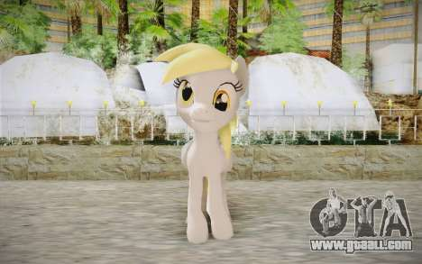 Derpy Hooves for GTA San Andreas