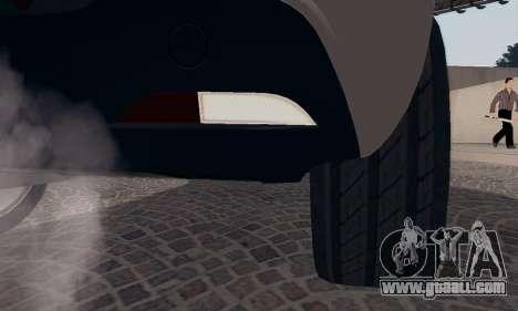 Afla Romeo Mito Quadrifoglio Verde for GTA San Andreas interior