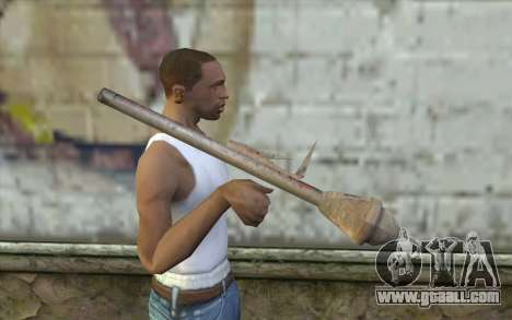 Panzerfaust 60 for GTA San Andreas third screenshot
