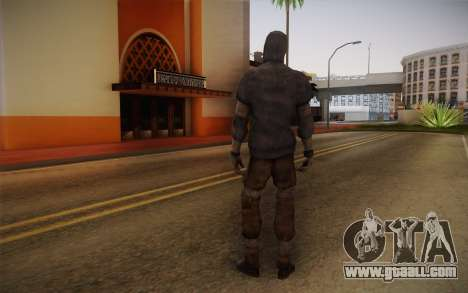 Hunter from Left 4 Dead 2 for GTA San Andreas second screenshot