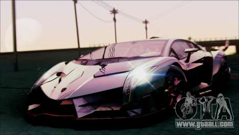 ENB by Stepdude 1.0 beta for GTA San Andreas fifth screenshot