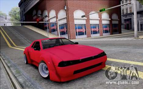 Elegy Rocket Bunny for GTA San Andreas