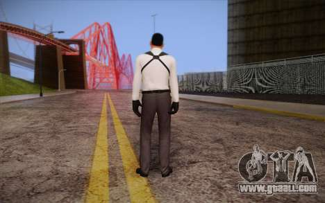 Leon the Professional for GTA San Andreas second screenshot