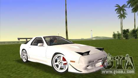 Mazda Savanna RX-7 III (FC3S) for GTA Vice City