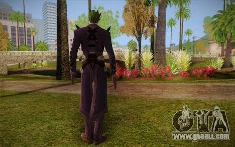 Joker from Injustice for GTA San Andreas second screenshot
