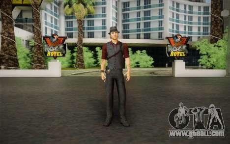 Ronan O Connor из Murdered: Soul Suspec for GTA San Andreas