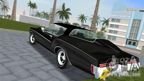 Buick Riviera 1972 Boattail for GTA Vice City left view