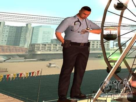 Pack Medic for GTA San Andreas fifth screenshot