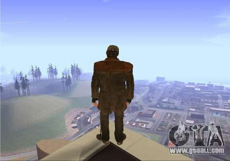 Aiden Pearce for GTA San Andreas second screenshot