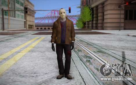 Jason Voorhees for GTA San Andreas
