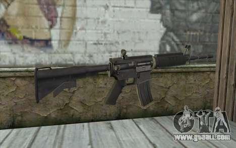 SGW M4 Rifle for GTA San Andreas second screenshot