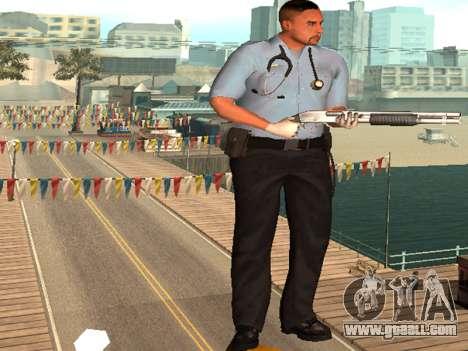 Pack Medic for GTA San Andreas second screenshot