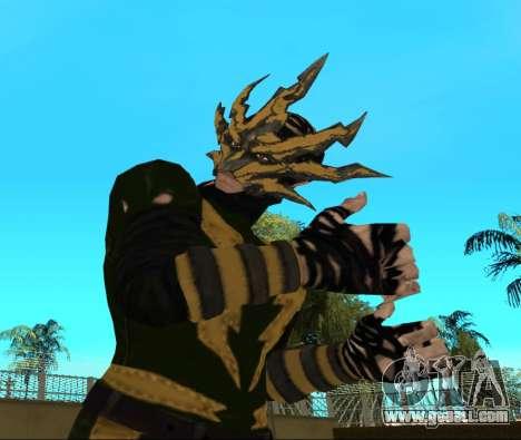 Electro for GTA San Andreas forth screenshot