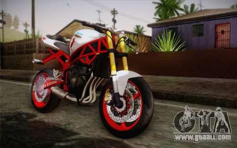 Kawasaki Zx6r Ninja for GTA San Andreas
