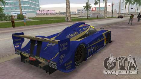 Bentley Privee KENZO Asset Shiden Super GT for GTA Vice City left view