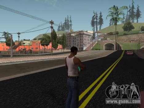 Sniper rifle for GTA San Andreas forth screenshot