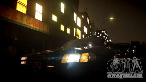 LibertyENB - Maximum Quality for GTA 4 second screenshot