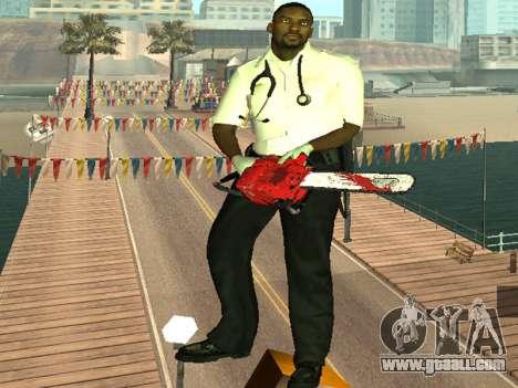 Pack Medic for GTA San Andreas sixth screenshot