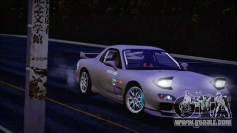 Mazda RX-7 FD3S for GTA San Andreas