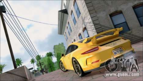 ENB by Stepdude 1.0 beta for GTA San Andreas sixth screenshot