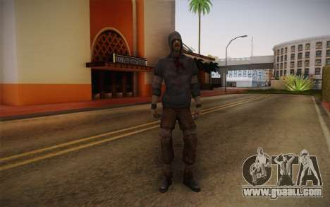 Hunter from Left 4 Dead 2 for GTA San Andreas