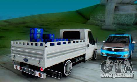 Ford Transit Pikap for GTA San Andreas