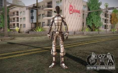 Zero из Borderlands 2 for GTA San Andreas